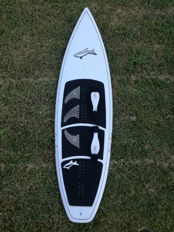 Jimmy lewis - Surf Wide - 5 uscite reali - 6.0