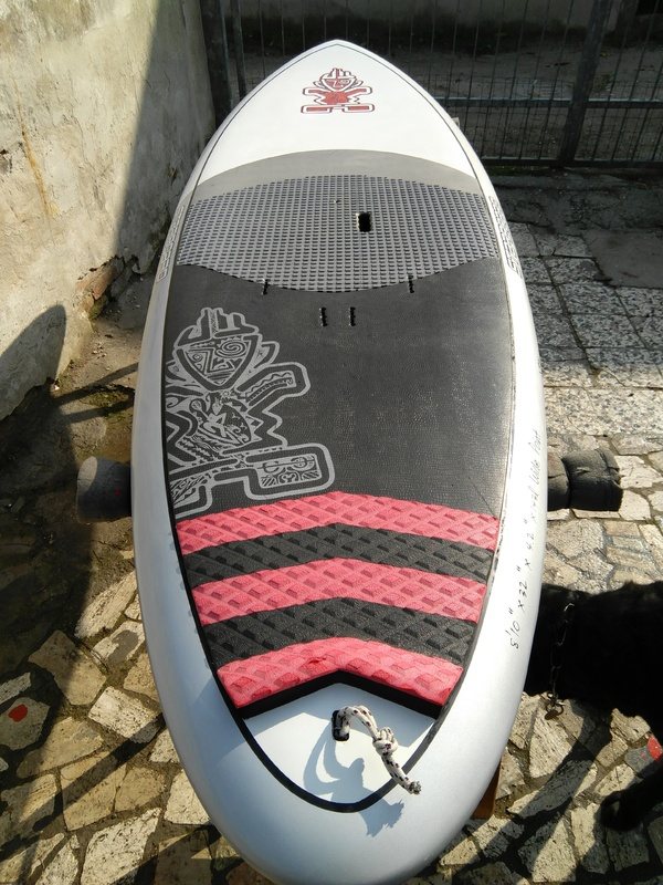 altra - Starboard Wide Point 8'10