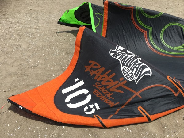 Wainman Hawaii - kite 10,5M + Tavola Joke
