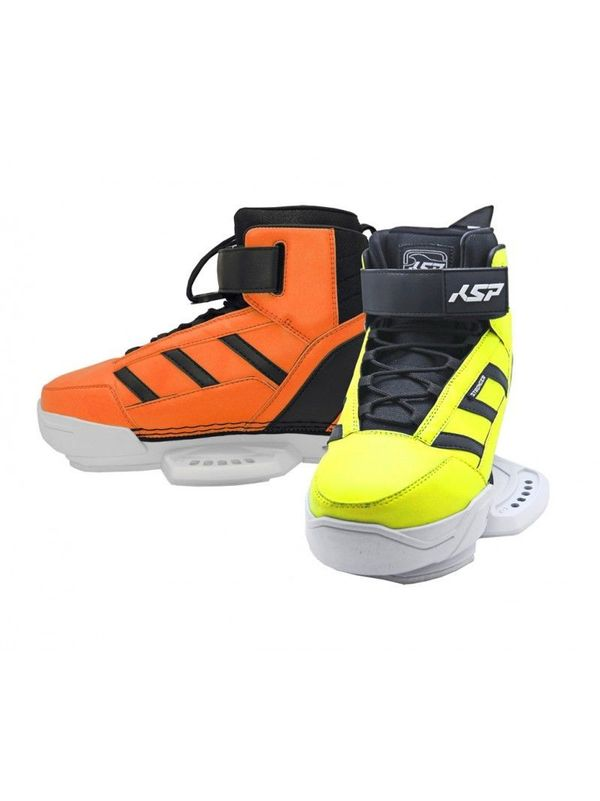 KSP - Bindings Stronger Boots Scarponi Orange Kitesurf Wakeboard