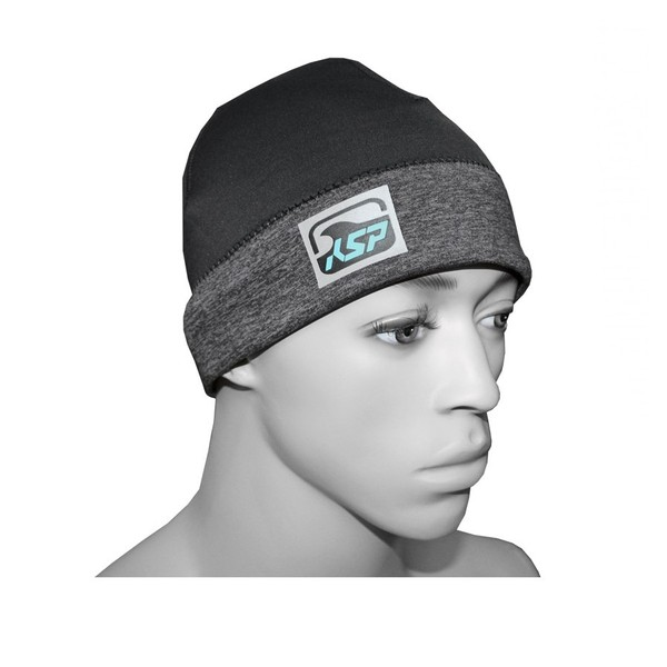 KSP - Berretto Beanie in Neoprene con Pile Interno