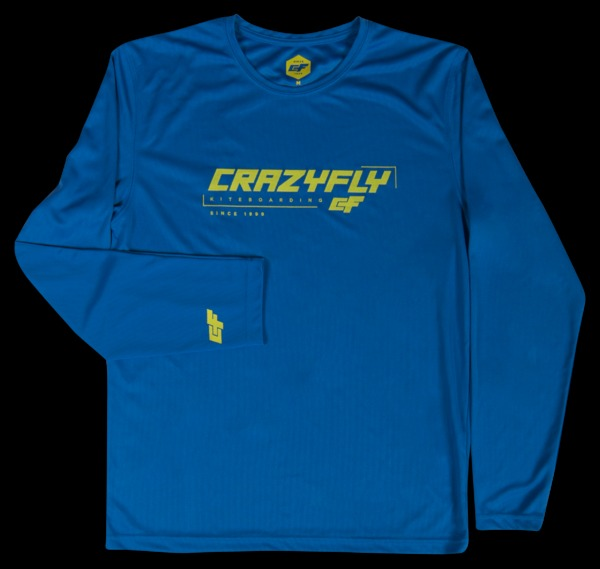 Crazyfly - quik dray SS-LS