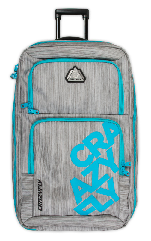 Crazyfly - carry on bag