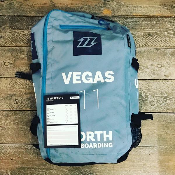 North - North Vegas 11 2018 pari a nuovo
