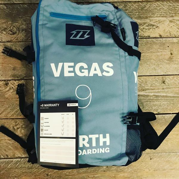 North - North Vegas 9 2018 pari a nuovo