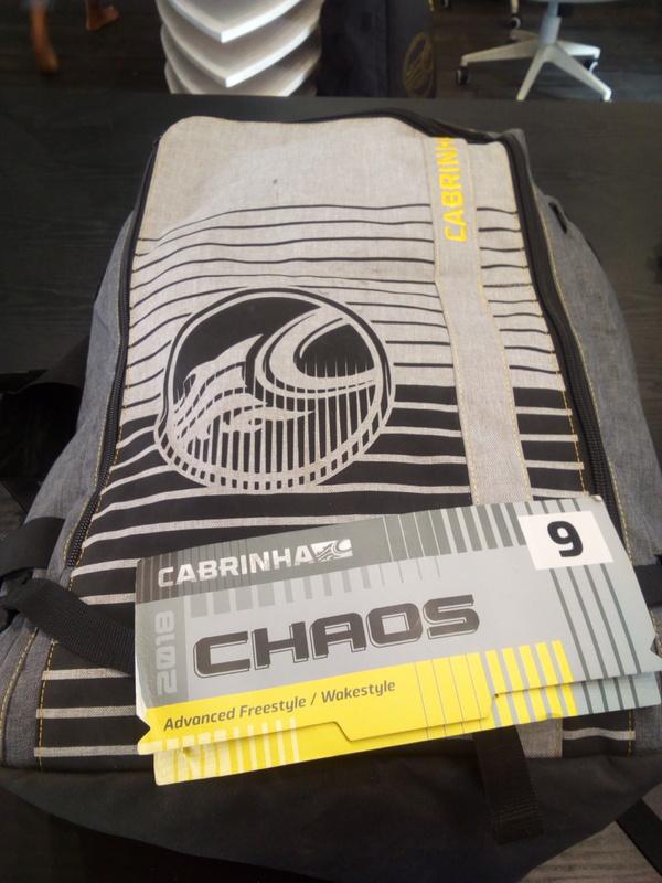 Cabrinha - CHAOS 9