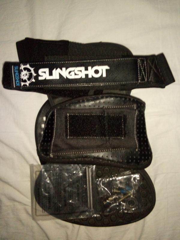 Slingshot - Pad sinistro completo