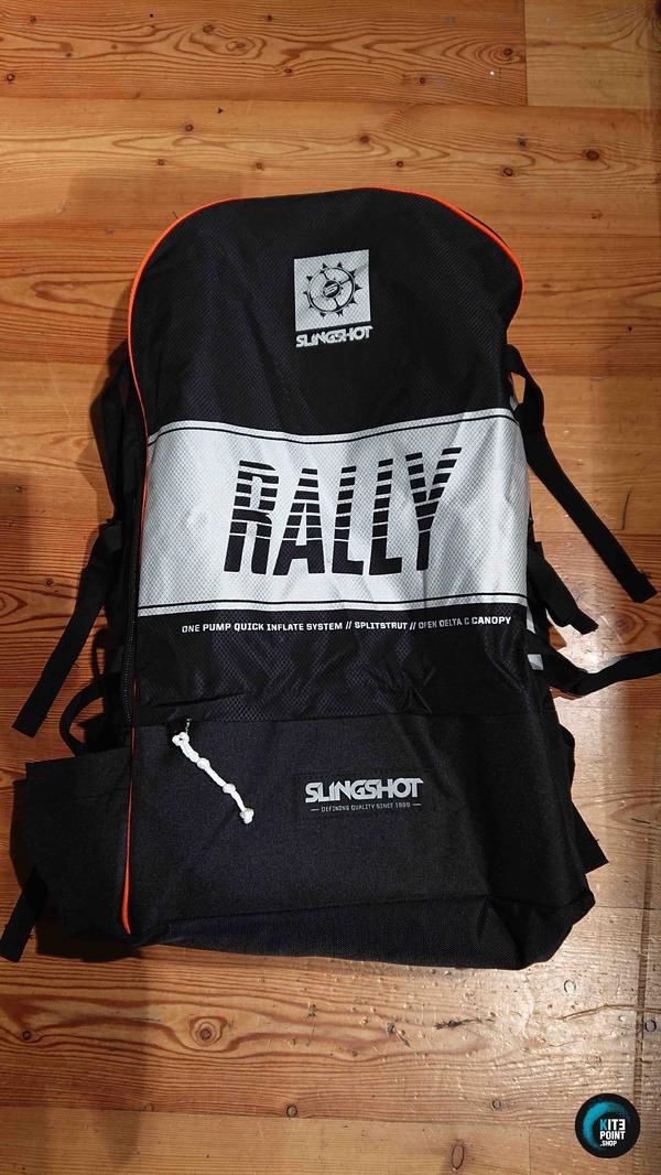 Slingshot - Rally 10 2018