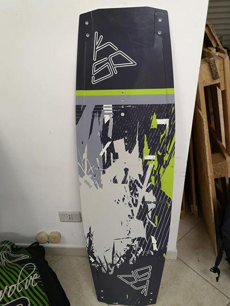 KSP - Tavola KSP Shark 2018 135x41,5cm nuova