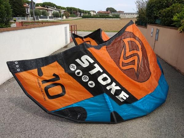 Flysurfer - Stoke