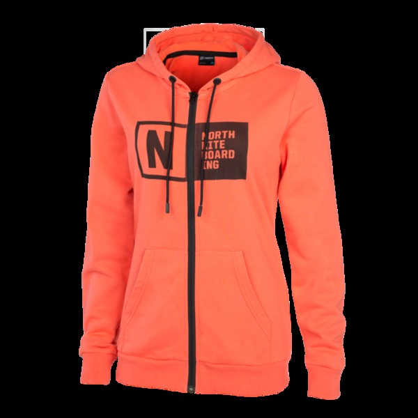North - ZIP HOODY -50%