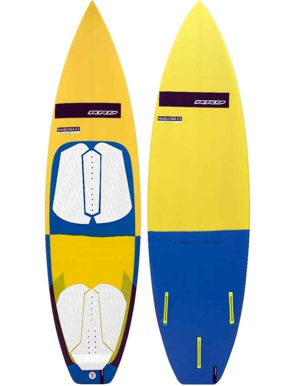 Rrd - MAQUINA Kiteboard 5'11 V3 Super Price