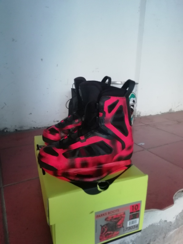 Ronix - Parks boots n43
