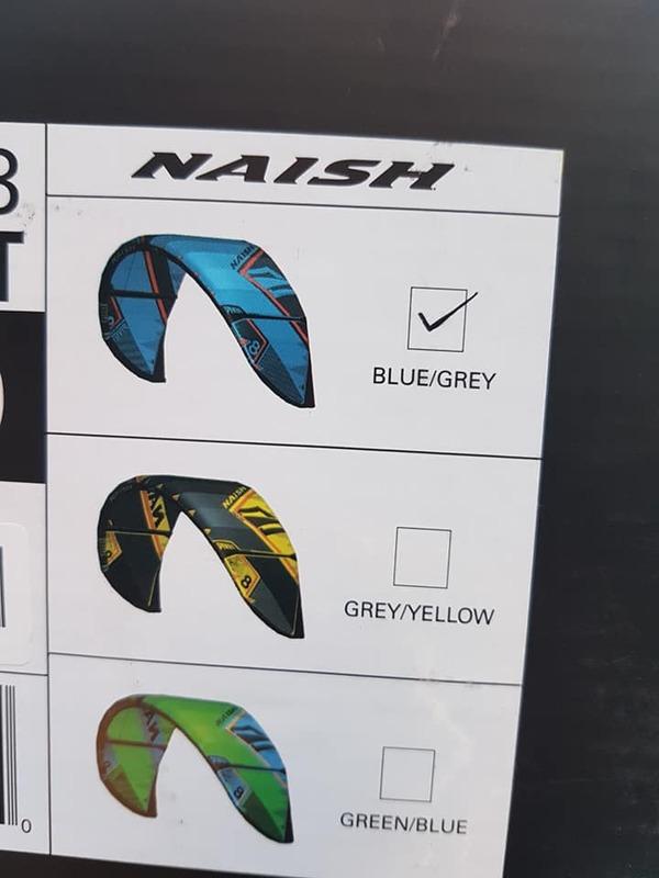 Naish - pivot 10