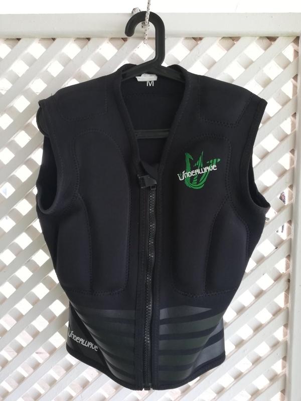 Underwave - ASSOULT impact jacket