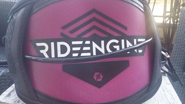 Ride Engine - Ride engine Hex Core 2017 con barra