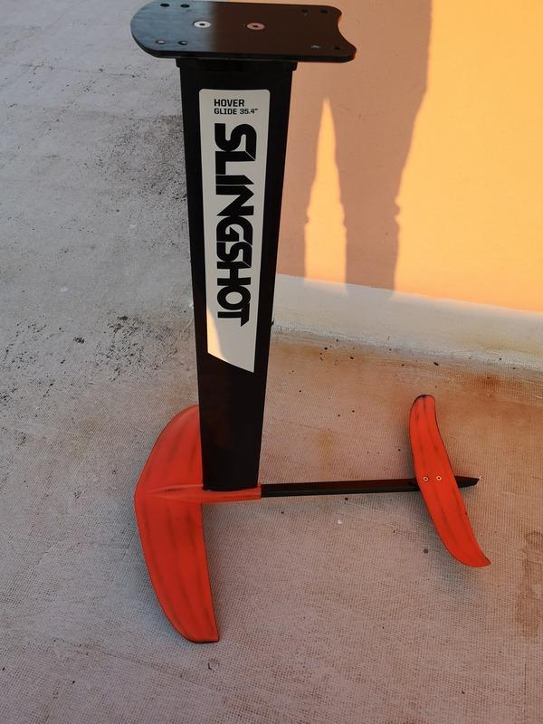 Slingshot - Hover glide