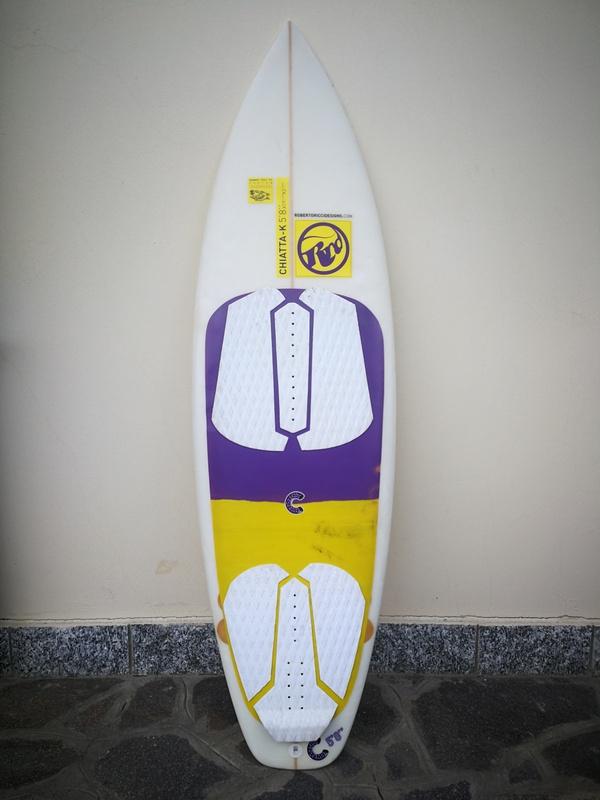 """Rrd - Chiatta-K 5'8"""""""