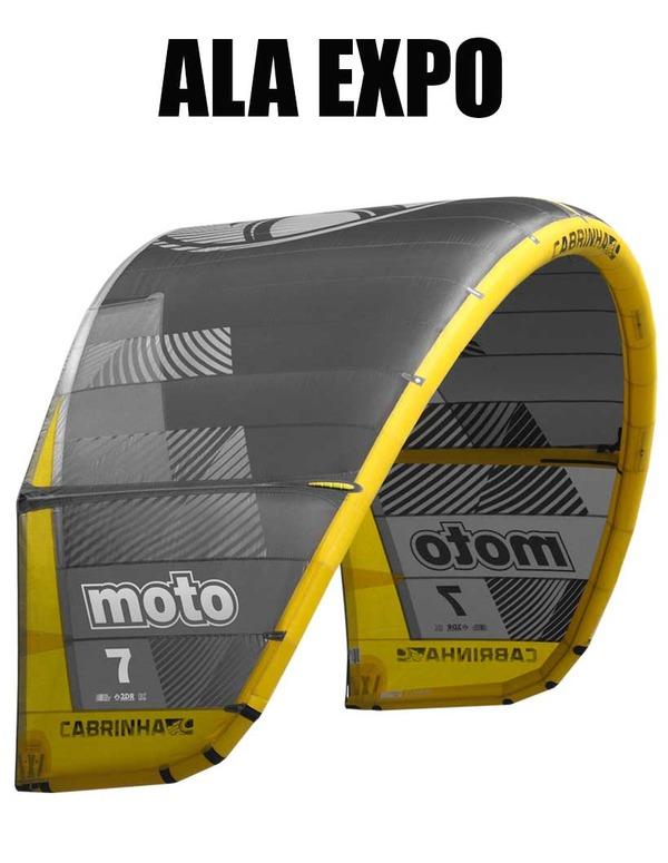 Cabrinha - Moto 12 mt 2019 EXPO