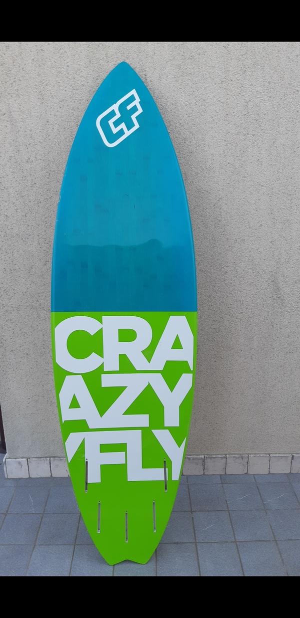 Crazyfly - Atv 5.10 surfino