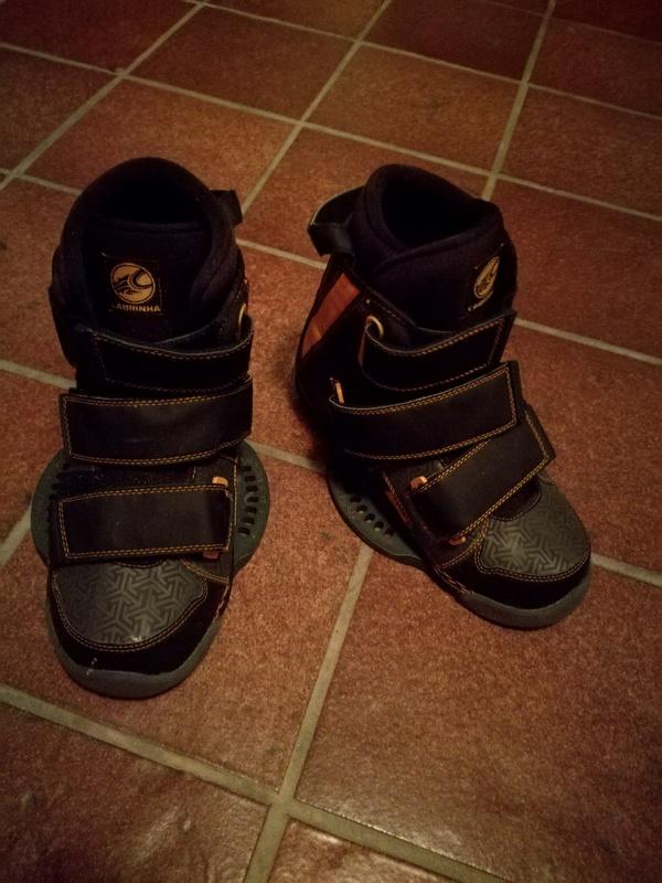 Cabrinha - Boots h2