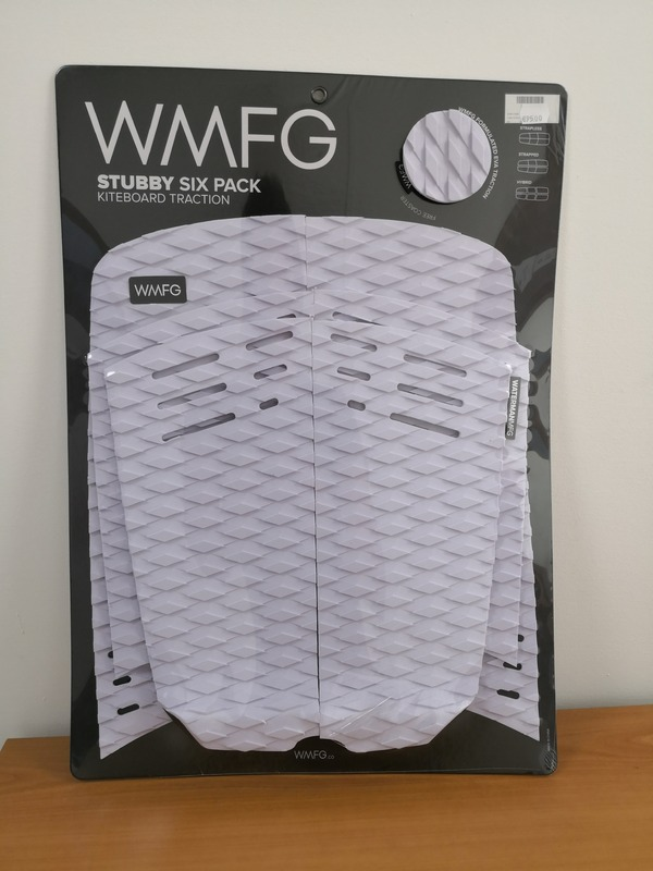 altra - WMFG  IMBALLATO - WMFG  Stubby Six Pack Kiteboard Deck Pad