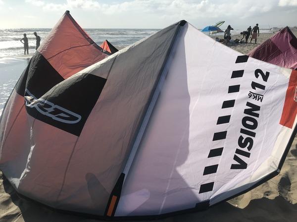 Rrd - Kite MKVI Vision 2019 12m demo
