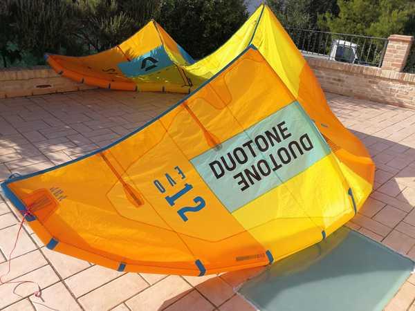 Duotone - Evo 12 m