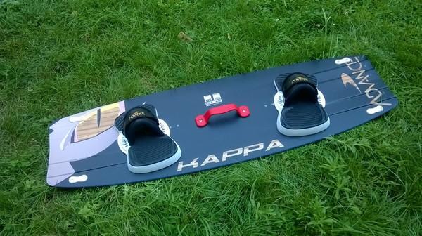 Advance - Nuova KAPPA  134x42 e 137x42.5