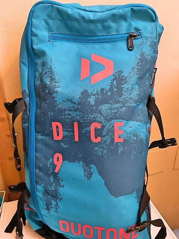 Duotone - Dice 9m