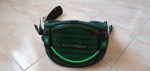 Ride Engine - engine prime con gancio da 10