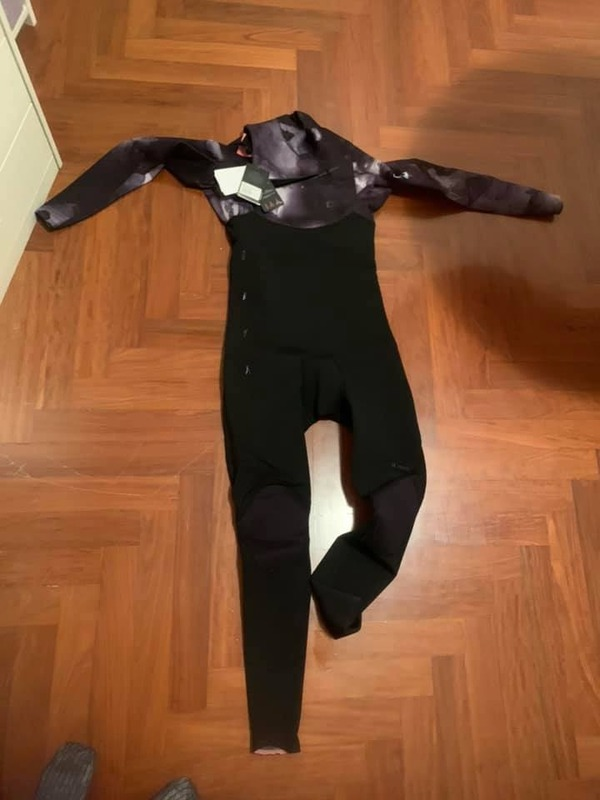 Ion - Manica lunga gamba lunga uomo