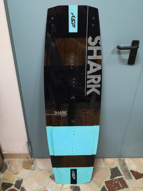 KSP - Tavola SHARK V2 139x42,5 Completa di accessori nuovi