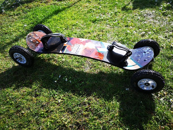 altra - MBS Mountainboard MBS CORE 95