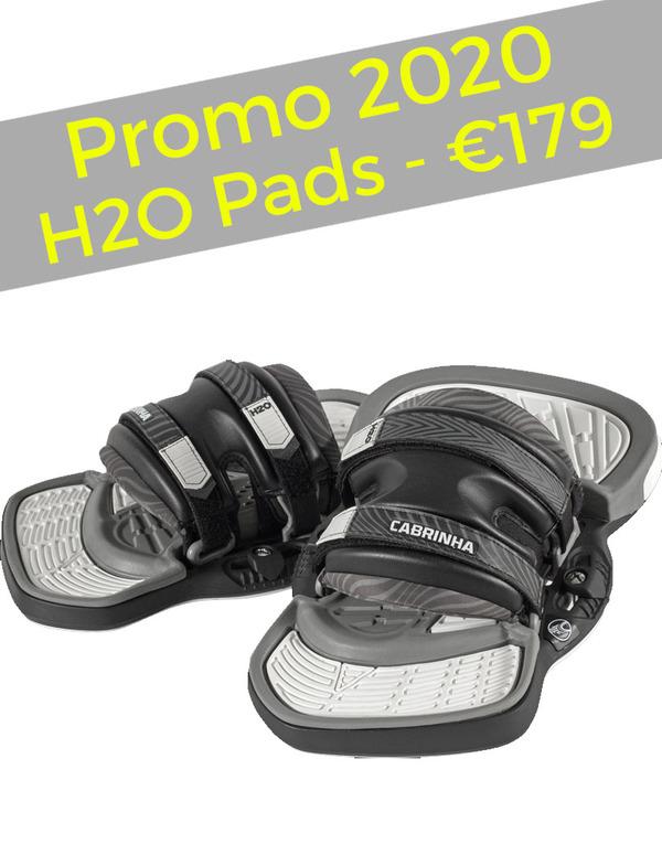 Cabrinha - H2O Pads - Promo 2020! *SPEDIZIONE GRATUITA IN ITALIA*