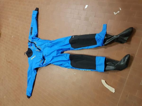 Gul - Dartmouth Eclip Zip Drysuit
