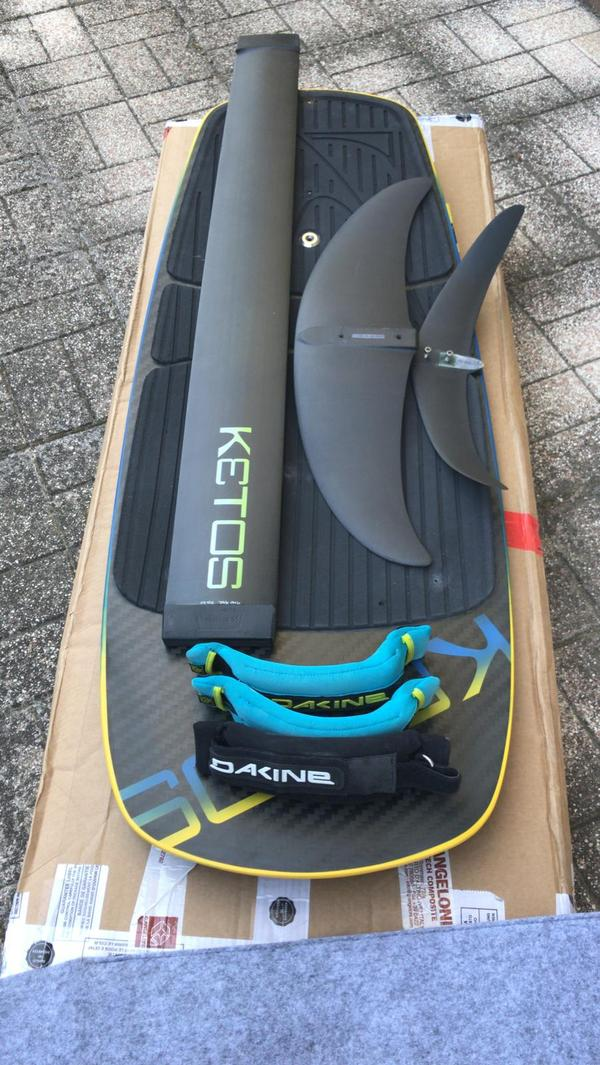 altra - Ketos hydrofoil completo