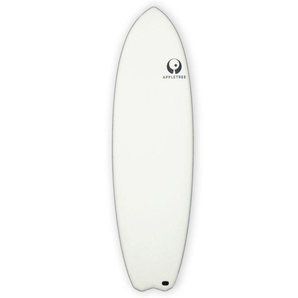 altra - APPLETREE SURFBOARDS Malus Domestica White Line