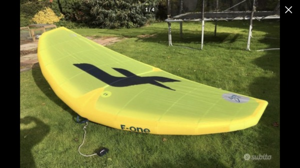 F-One - Wing f-one 4.2