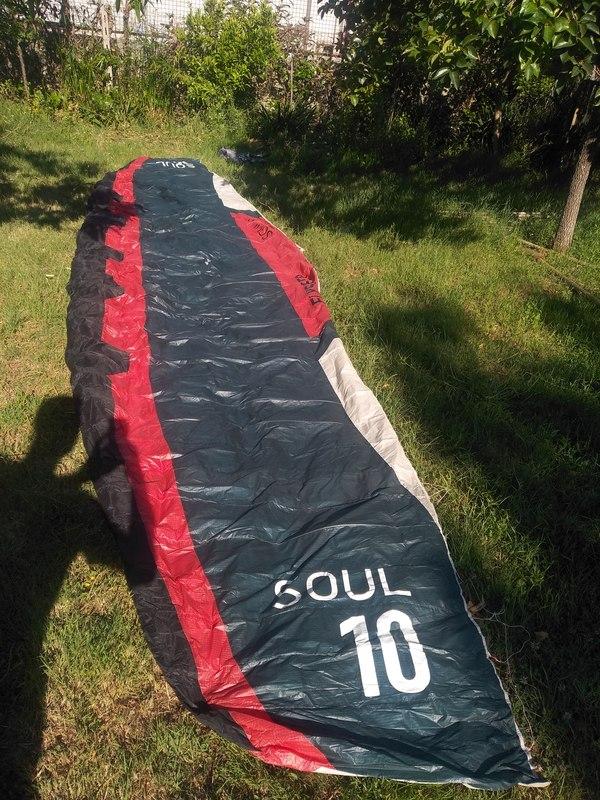 Flysurfer - Soul 10m