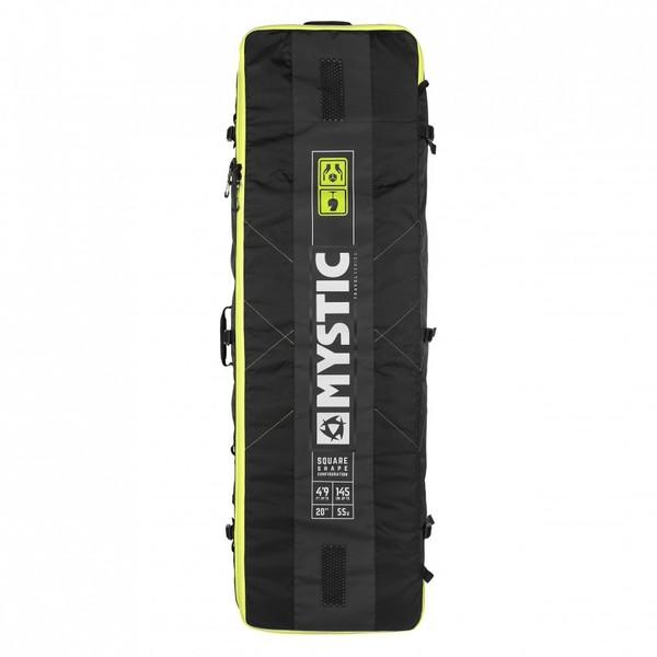 """Mystic - Elevate Square board bag con ruote 4'9"""""""