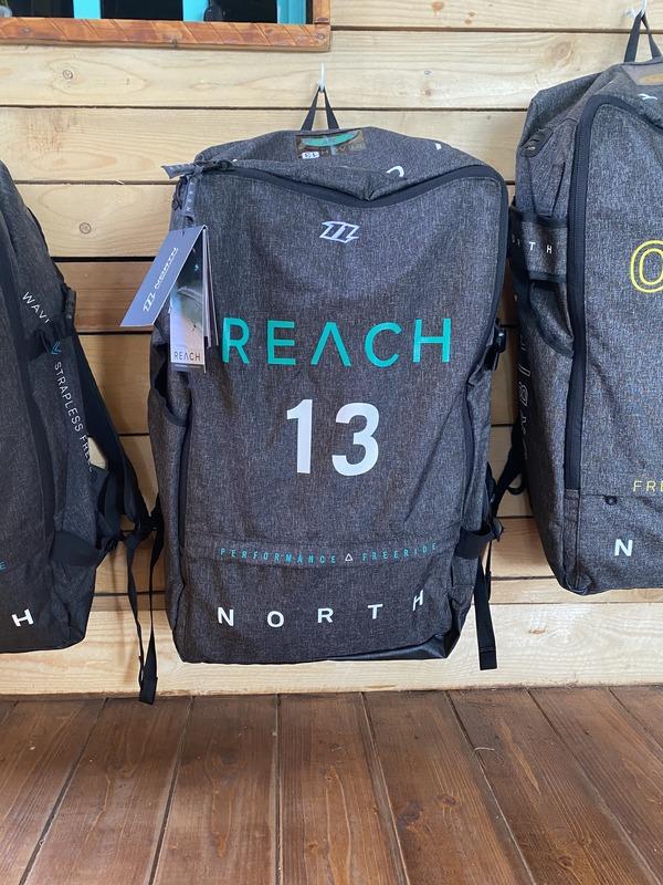 North - Reach