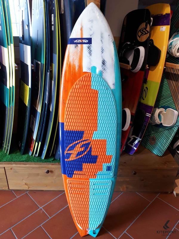 """F-One - Mitu Monteiro Pro Model Carbon 5'6"""""""