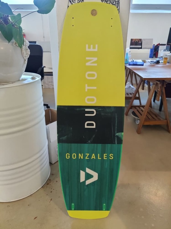 Duotone - Duotone Gonzales 2020 solo tavola