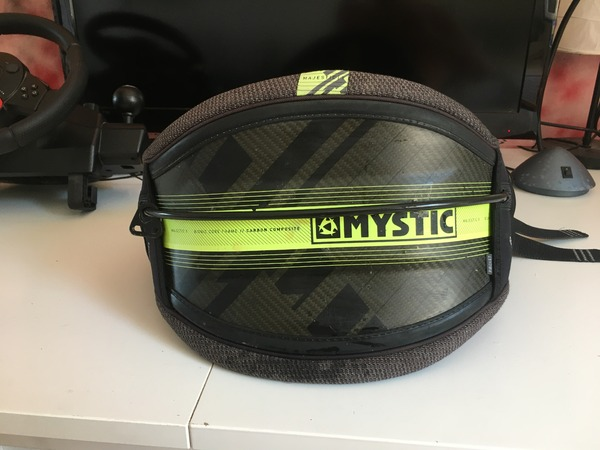Mystic - Majestic X Waist Navy Black/Lime