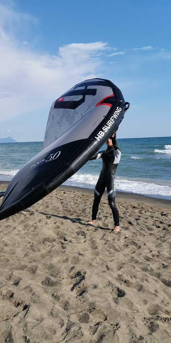 HB Surfkite - Wing surf