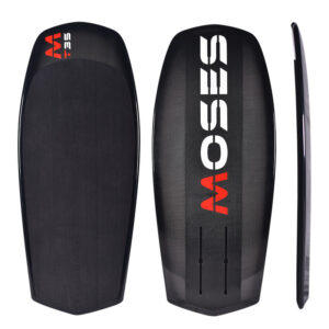 Moses - Kit Completo Hydrofoil Moses Board T35 Carbon Rail + North Speester GT Combo