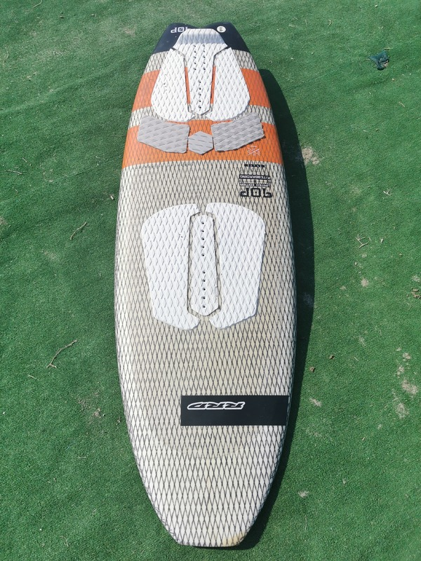 Rrd - POP LTD surfino carbonio 5'4''