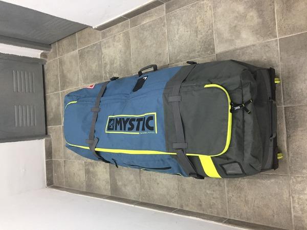 Mystic - Borsone viaggio con rotelle