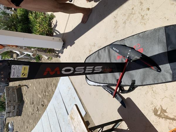 Moses - Kit 106 Race